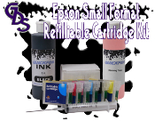 Epson Small Format Refillable Cartridge Kit