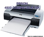 Epson 4800 Compatible Cartridges