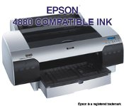 Epson 4880 Compatible Cartridges