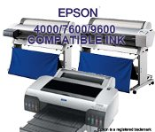 Epson 4000/7600/9600 Compatible Cartridges